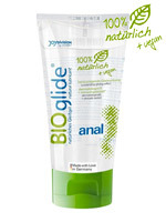 Lubrifiant BIOglide Anal 100% naturel et vegan 80 ml