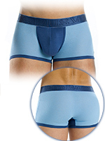 Modus Vivendi - Boxer Perforated bleu