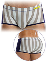 Modus Vivendi - Boxer Striped Flash Brazil beige