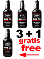 Pack de 3 PUSH Premium Edition 250 ml + 1 gratuit
