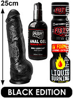 Pack de Poppers Black Kris Lord