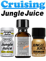 Pack Poppers Cruising 08 Jungle Juice