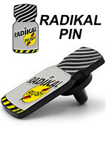 Pin's Radikal Rush