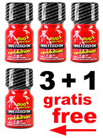 Poppers Amsterdam Revolution small 3+1 gratuit