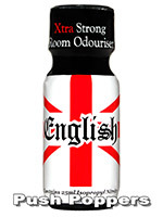 Poppers English Xtra Strong 25 ml
