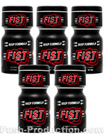 Poppers Fist Strong 10 ml - pack de 5