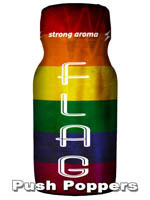 Poppers Gay LGBT Flag 13 ml