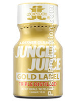 Poppers Jungle Juice Gold Label Triple Distilled 10ml