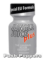 Poppers Jungle Juice Plus - Formule EU 10mL