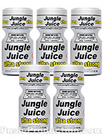 Poppers Jungle Juice Ultra Strong 9 ml - pack de 5
