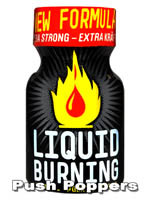 Poppers Liquid Burning 10 ml