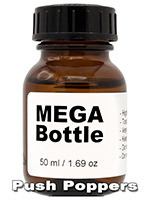 Poppers Mega Bottle 50 ml