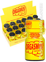 Poppers Orgasmus 10 ml - pack de 18