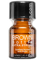 Poppers Original Brown Bottle Extra Strong 10 ml