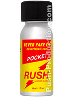 Poppers Pocket Rush Amyle 24 ml