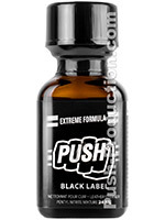 Poppers Push Black Label 24 ml