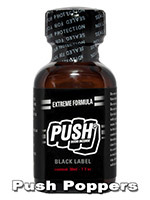 Poppers Push Black Label 30 ml