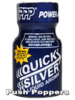 Poppers Quicksilver 9 ml