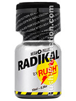 Poppers Radikal Rush 10 ml