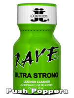 Poppers Rave Ultra Strong 10 ml