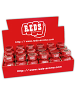Poppers Reds 9 ml - pack de 18