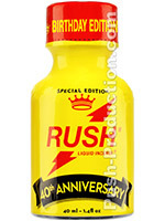 Poppers Rush 40e anniversaire 40 ml