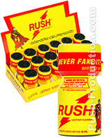 Poppers Rush Original 9 ml - pack de 18
