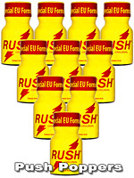 Poppers Rush Special Edition 10 ml - pack de 10