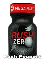 Poppers Rush Zero 9 ml