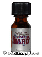 Poppers Screw You Hard 15 ml