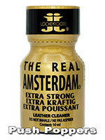 Poppers The Real Amsterdam 10 ml