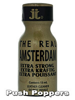 Poppers The Real Amsterdam 15 ml