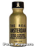 Poppers The Real Amsterdam 30 ml