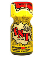 Poppers TNT jaune 10 ml