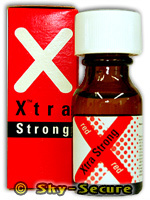 Poppers X Red Xtra Strong 15 ml
