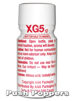 Poppers XG5 9 ml