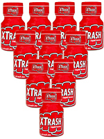 Poppers Xtrash 9 ml - pack de 10