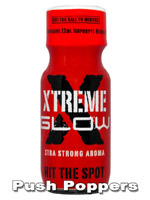 Poppers Xtreme Glow Xtra Strong 22 ml