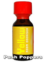 Poppers Yellow 25 ml