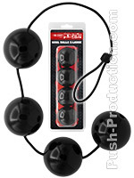Push Monster - Boules anales Extra-Large 2.0