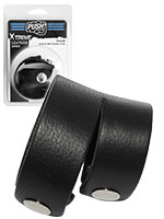 Push Xtreme Leather - Cockring Florida Double Strap