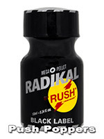 Radikal Rush Black Label 10 ml