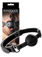 Renegade - Baillon Ball Gag