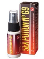Spray stimulant Sex Potion No.69 15 ml