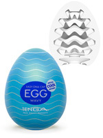 Tenga - Egg Wavy - Edition Cool