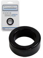 Titanmen - Cock Ring - black