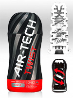 Vaginette Tenga - Air-Tech Twist - Tickle